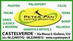 Pubblicità Peter Pan